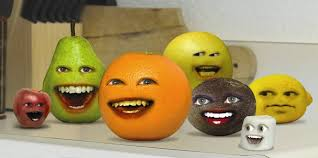network picks up the annoying orange animated series