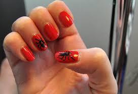 halloween nail art nailart for funn