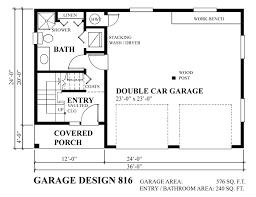 garage floor plan garage plan 76024 at familyhomeplans
