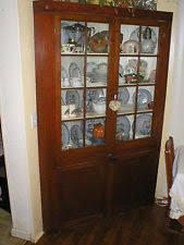 antique corner cupboard ebay