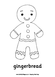 gingerbreadman coloring page 35 best gingerbread man images on pinterest preschool winter