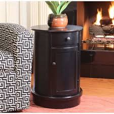 end table black 24 ore international darby home co monica end table with storage reviews wayfair