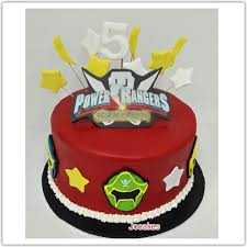 power rangers birthday cake power rangers gokaiger cake for adam fareeq s 5th birthday jocakes