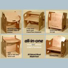 Children Chair Desk Candu Kid U0026apos S Furniture All In One Chair Desk And Storage
