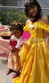 princess belle party miami superhero