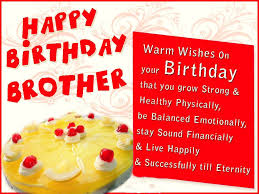 happy birthday brother images pictures free download happy