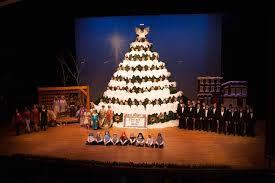 singing christmas tree chattanooga boys choir presents 55th annual singing christmas tree