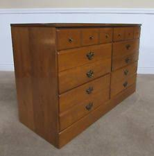 Used Ethan Allen Bedroom Furniture by Ethan Allen Dresser Ebay