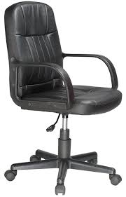amazon com comfort products 60 5607m mid back leather office