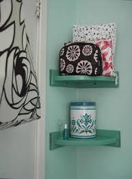 Shelves For The Bathroom I U0027ve Posted These Pipe Shelves Before But It U0027s A Corner Shelf I