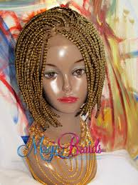 light in the box wig reviews fully hand braided lace front wig small box braids color 27 blond