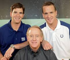712 best peyton manning eli manning and family images on