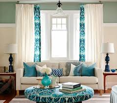Torquoise Curtains Turquoise Curtains For Living Room Bedroom Curtains