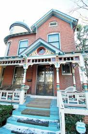 House With Wrap Around Porch Victorian With Pretty Wraparound Porch In Indiana Is All Fixed Up
