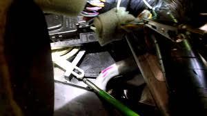 heater door u0026 recirculation actuator