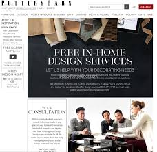 pottery barn home decorating service home decor