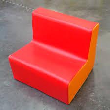 divanetto bambini divanetto imbottito moderno per bambini unisex da interno