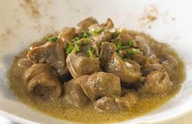 cuisiner rognons de veau rognons de veau sauce madère plat maville com
