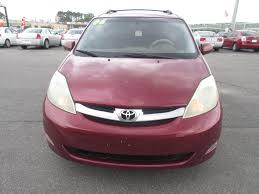 8564 2006 toyota sienna auto mart used cars for sale