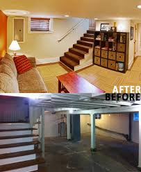 basement stairs renovation aytsaid com amazing home ideas