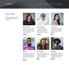 atomic bold business and portfolio wordpress theme by arraythemes