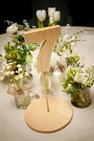 Wedding Table Number Ideas Tucson Bride U0026 Groom Blog Filled With Inspiring Wedding Ceremony