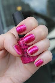 nailsbynumbers shellac u0027s butterfly queen pink glitter gel polish
