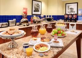 Home Run Inn Buffet by Dining At The Hampton Inn Hartford Farmington Hotel