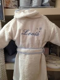 robe de chambre junior peignoir enfant personnalise biais bleu 1 jpg