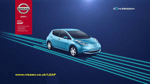 nissan leaf zero emission nissan leaf ad on vimeo