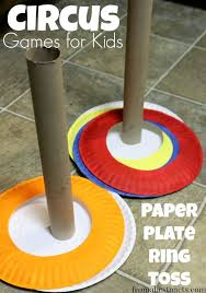 Backyard Games For Toddlers by Circus Games For Kids Ring Toss Fun Indoor Activities Indoor