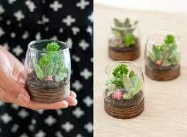 more than 10 awe some diy terrariums sugar bee crafts