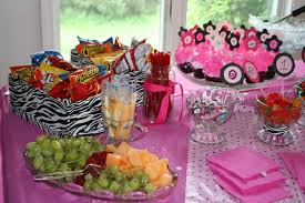 cheetah print party supplies our country road mini cooper s 1st birthday party the decorations