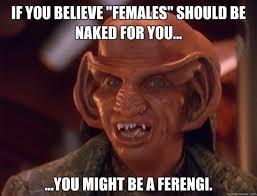 Naked Women Memes - ferengi females memes memes pics 2018