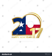 Texas State Flag Year 2017 Texas State Flag Pattern Stock Vector 519780871