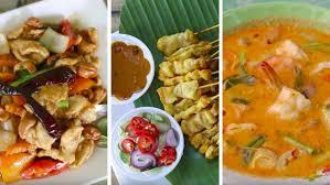 cuisine tha andaise top 20 de la cuisine thaïlandaise de la food aux douceurs