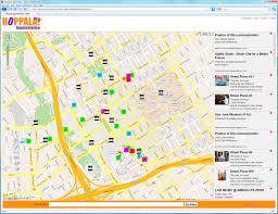 Maps Google Com San Jose by Hello World Mobile Ar With Layar U0026 Hoppala The Connected World