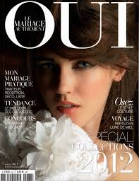 magazine mariage partenaire de oui magazine formation wedding planner