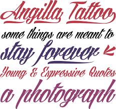 latin typography tattoo before the rain font family linotype com