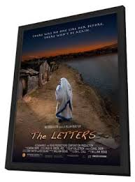 the letters movie posters from movie poster shop
