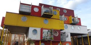 Shipping Container Apartments 45 Shipping Container Homes Offices Cargo Container Houses