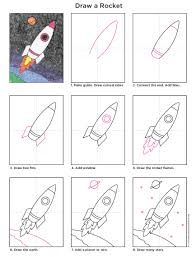 coloring page drawing of a rocket 8ixnogjrt coloring page