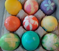 sherri cassara designs easter egg decorating party