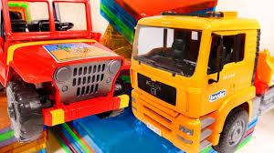 kids videos cars toys u0026 toy trucks for children toy truck