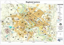 map of bagdad musings on iraq returns and removals in baghdad