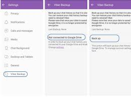 tutorial viber android how to save viber chat history