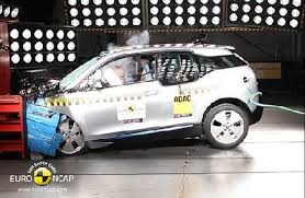 bmw i3 scores only 4 stars in euro ncap crash tests w videos