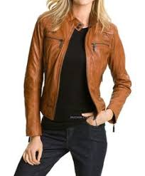 light brown leather jacket womens je crie ton nom camels robe and street styles