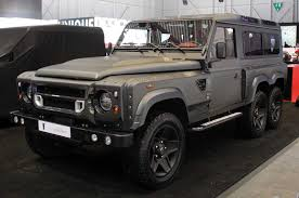 kahn land rover defender kahn flying huntsman 6x6 revealed autocar