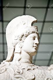 in greek mythology athena is the goddess of wisdom courage